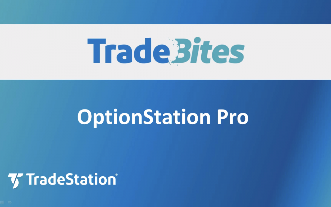 OptionStation Pro Overview