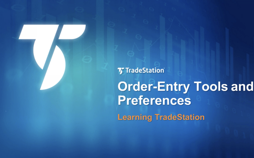 Order Entry Tools and Preferences