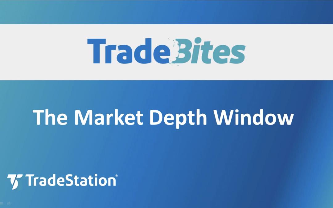 The Market Depth Window