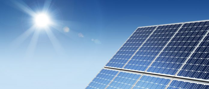 Solar ETF Shining as Rest of Market Dives Lower