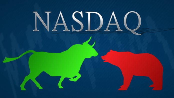 Nasdaq Leads a Rebound as Strong Data Keeps Sentiment Bullish