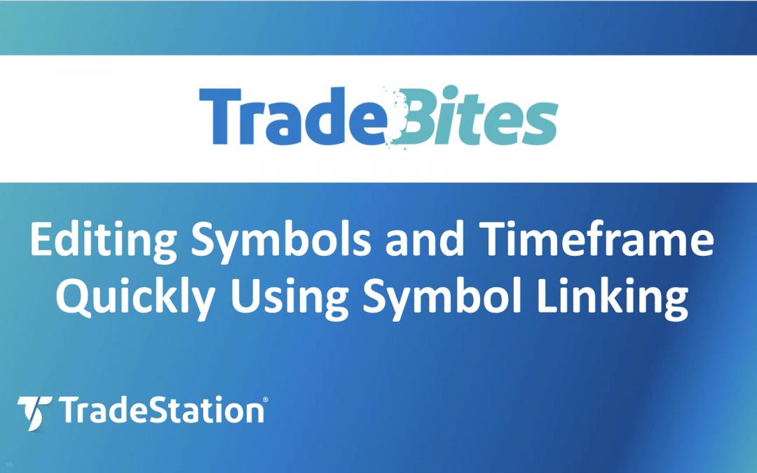 Symbol & Time-frame Linking