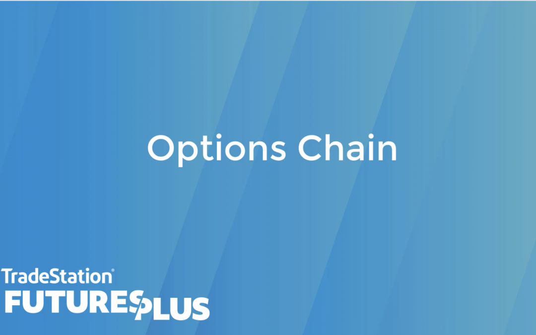 Options Chain Widget