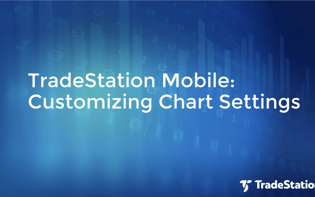 Customizing Your Chart Settings