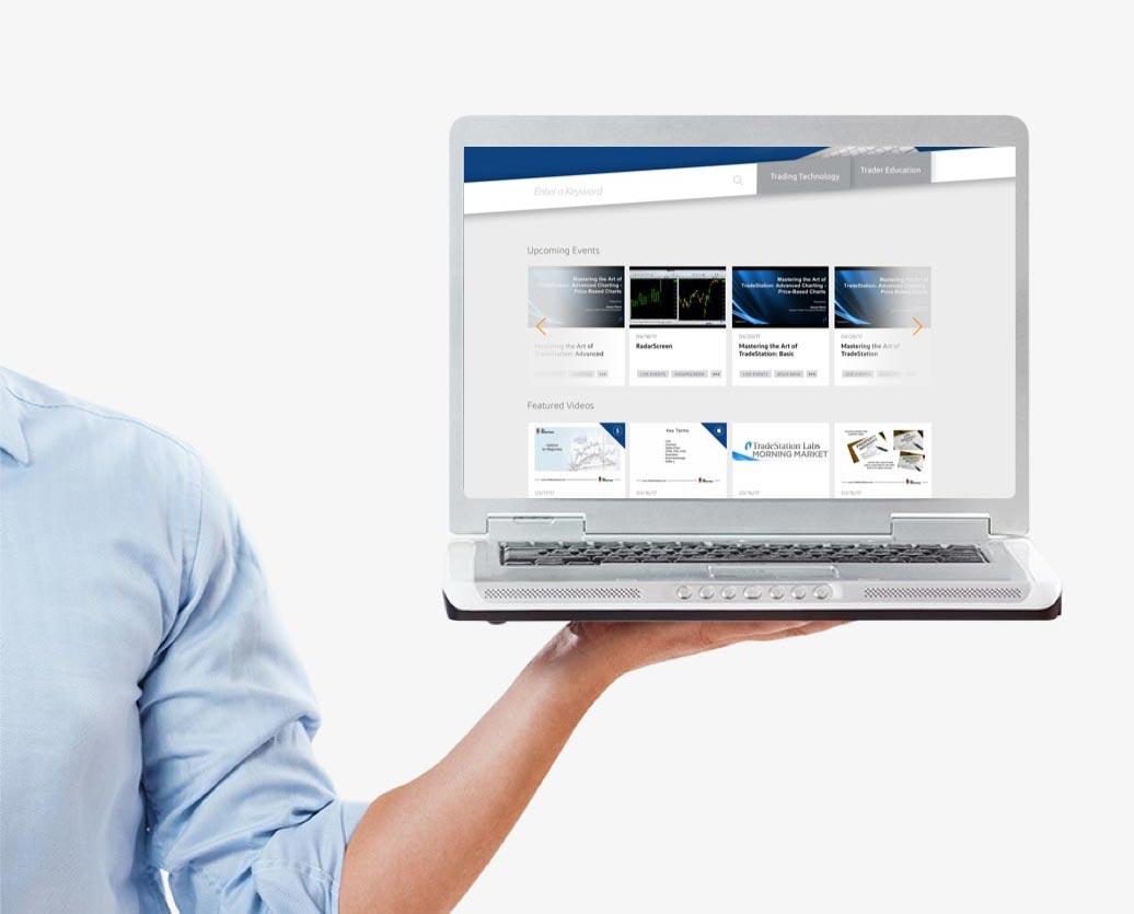Award-Winning Online Trading – TradeStation