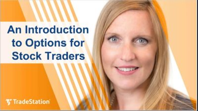 """An Introduction to Options for Stock Traders"" with Sarah Potter"