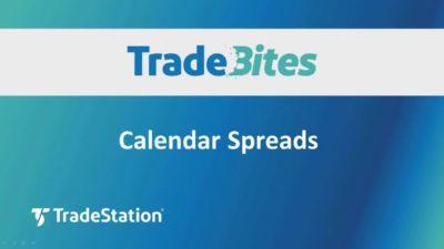 Calendar Spreads