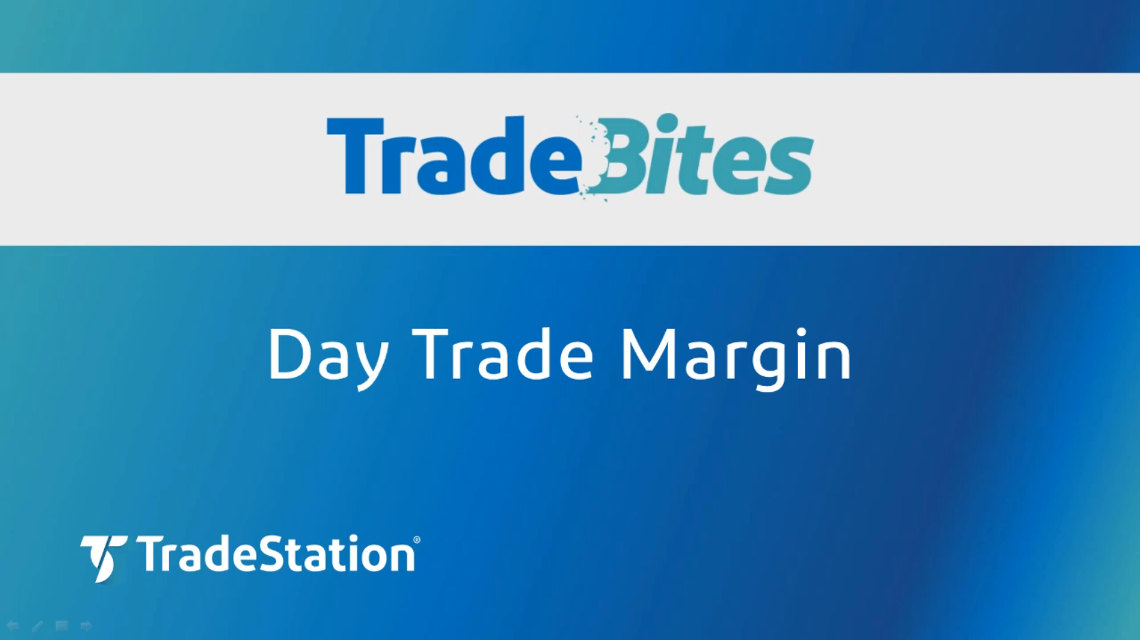 Day Trade Margin