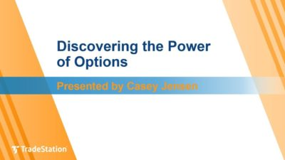 """Discovering the Power of Options"" with Casey Jensen"