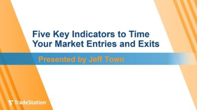 Five Key Indicators to Time Your Market Entries and Exits