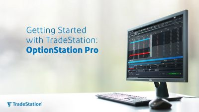 Getting Started with OptionStation Pro