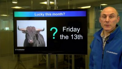 How Friday the 13th could be lucky this year
