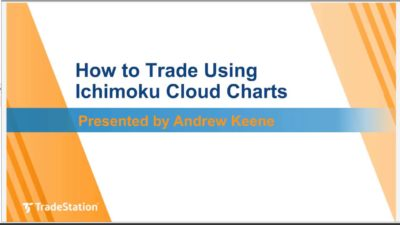 """How to Trade Using Ichimoku Cloud Charts"" with Andrew Keene"