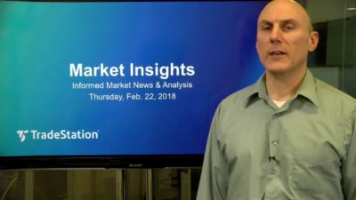"""Is all the good news priced in?"" Market Insights 2/22/18"