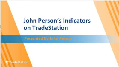 John Person's Indicators on TradeStation