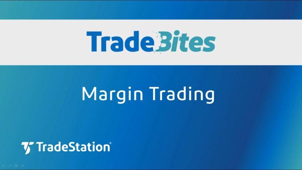 Trade options on margin