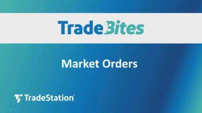 Market Orders