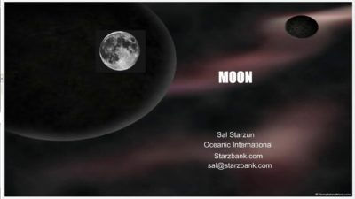"""Moon-ES"" with Sal Starzun"