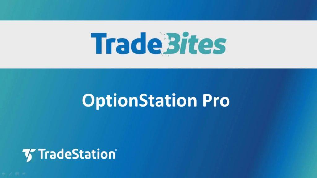 Tradestation optionstation