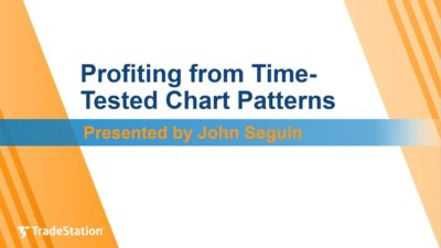 """Profiting from Time-Tested Chart Patterns"" with John Seguin"
