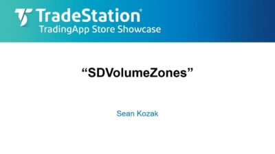 """SDVolumeZones"" with Sean Kozak"