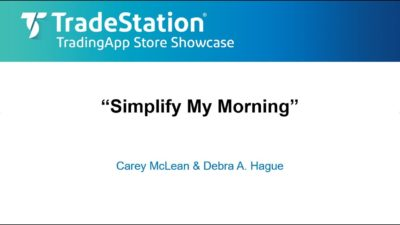 """Simplify My Morning"" with Carey McLean and Debra A. Hague"