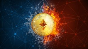 """One week ago, Ethereum implemented an upgrade to control fees and limit supply. It's already having an effect. About 3 Ethereum are getting """"burned"""" each minute, according to Etherchain.org. That's more than 33,000 coins, or about $100 million. A separate analysis by ETH Burn Bot found that over 800 of Ethereum blocks have been deflationary,  The post Ethereum's Supply Is Getting Squeezed as Fee Burning Kicks In appeared first on Market Insights."""