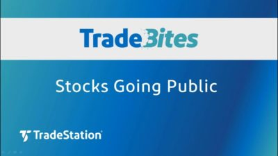 Stocks Going Public