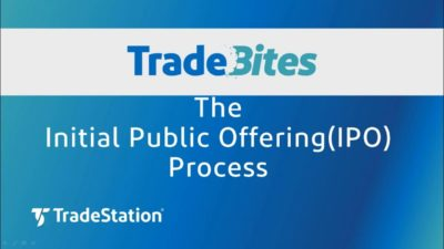 The Initial Public Offering (IPO) Process