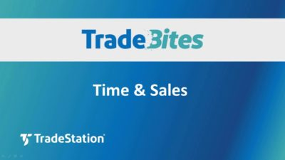 Time and Sales