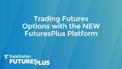 Trading Futures Options with the NEW FuturesPlus Platform