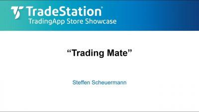 """""""Trading Mate"""" with Steffen Scheuermann"""