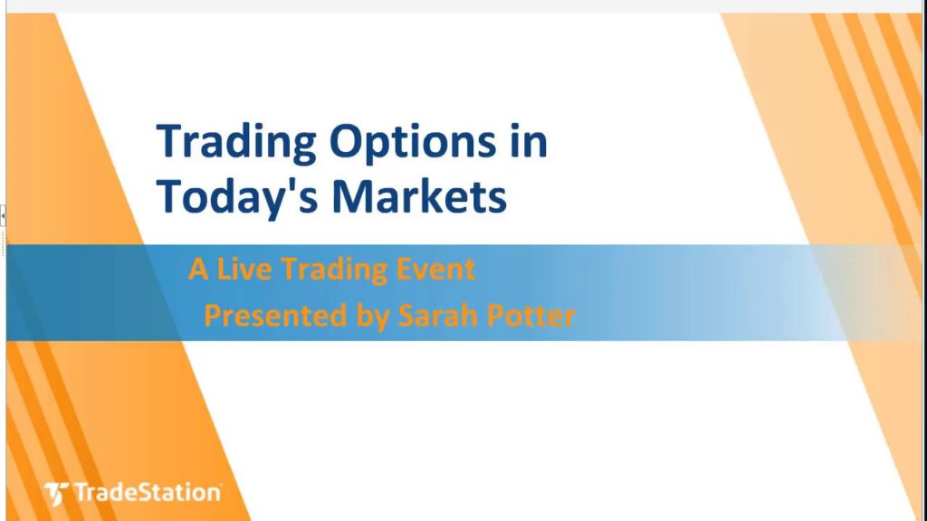 Best options trade today