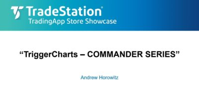 """TriggerCharts Commander Series"" with Andrew Horowitz"