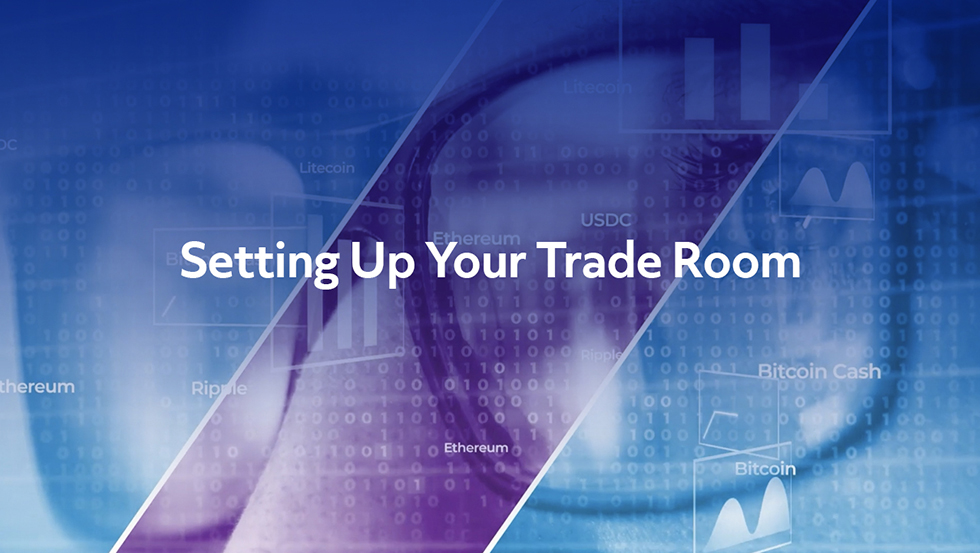 TradeStation Crypto – Setting Up Your Trade Room