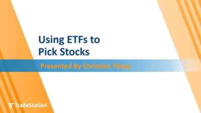 Using ETFs to Pick Stocks