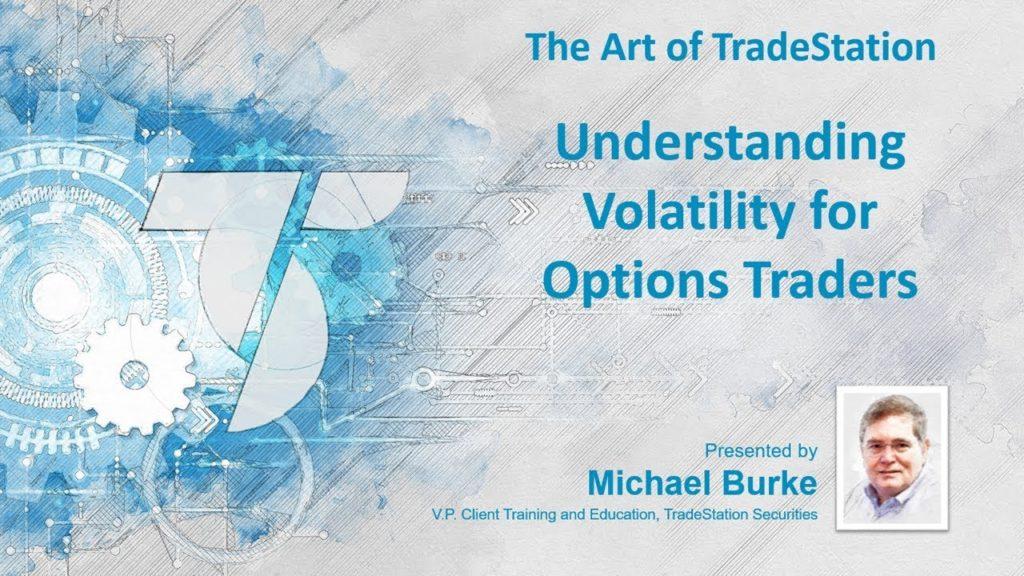 Advanced options trading volatility