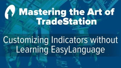 Customizing Indicators without Learning EasyLanguage